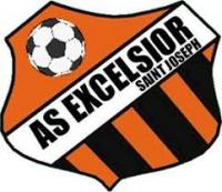 AS Excelsior Saint Joseph logo club football